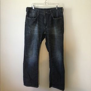Buffalo Men's Jeans 36X30 straight stretch